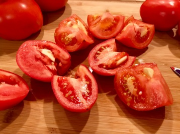Roasted Tomato Bisque tomatoes1