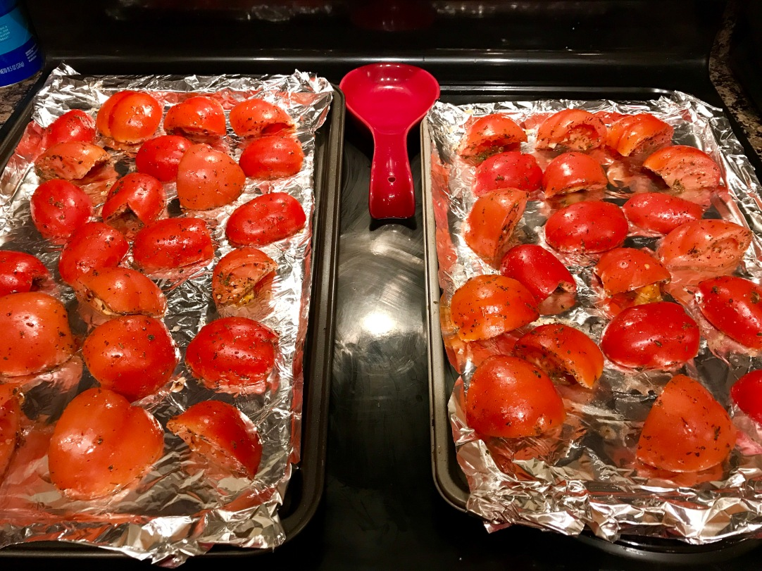 Roasted Tomato Bisque tomatoes4